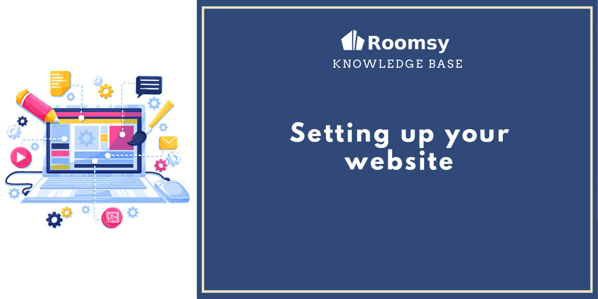 Setting up site_post_roomsy