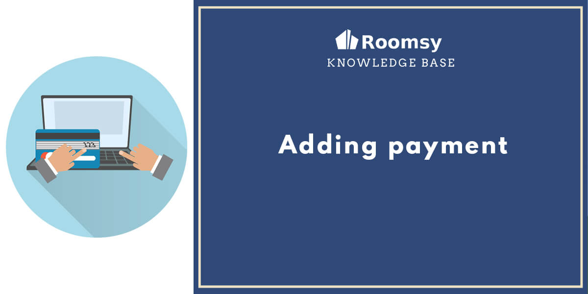 adding payment_roomsy