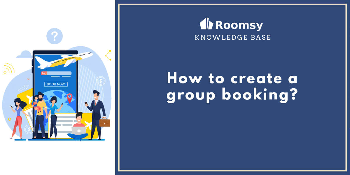 group booking_roomsy