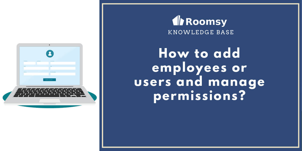 how to add employee_roomsy