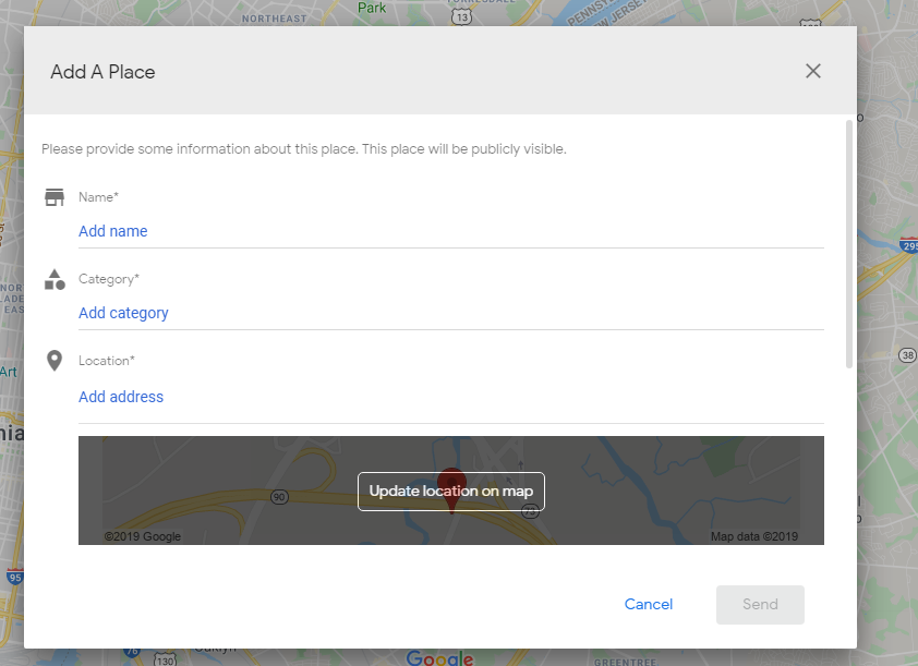 how to add your hotel in google maps