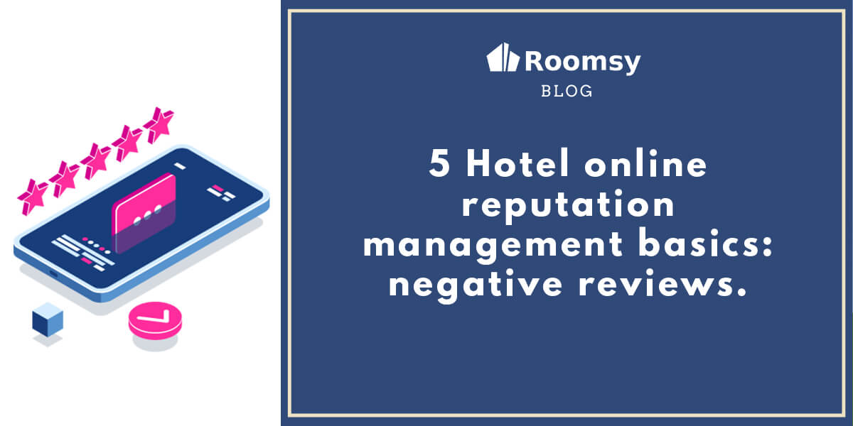 hotel online reputation pms_roomsy