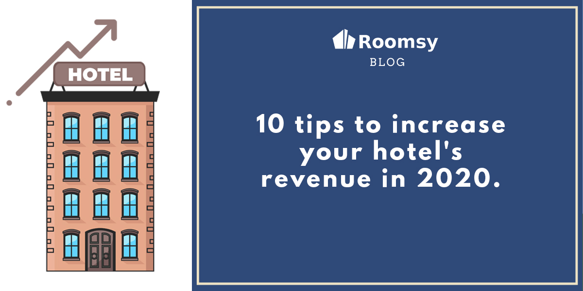 how to increase hotel revenue
